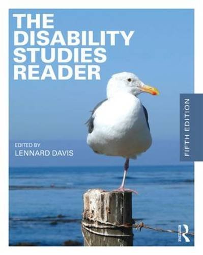 The Disability Studies Reader:   2016 9781138930230 Front Cover