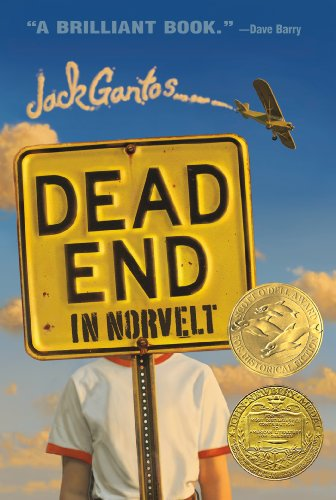 Dead End in Norvelt  N/A edition cover