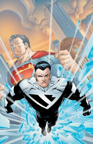 Superman Beyond - Man of Tomorrow   2013 9781401238230 Front Cover