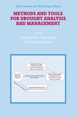 Methods and Tools for Drought Analysis and Management   2007 9781402059230 Front Cover
