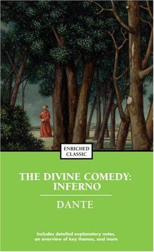 Divine Comedy Inferno  2005 edition cover