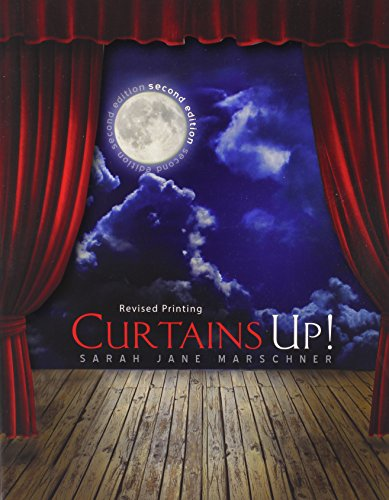Curtain's Up!  2nd (Revised) edition cover