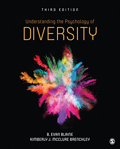Understanding the Psychology of Diversity  3rd 2018 9781483319230 Front Cover