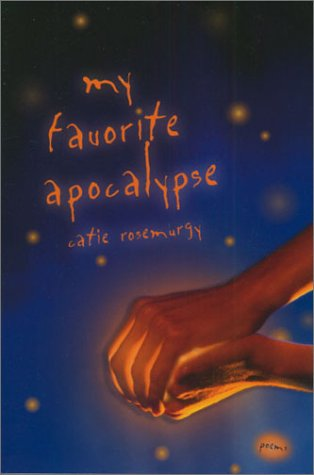 My Favorite Apocalypse Poems  2001 edition cover