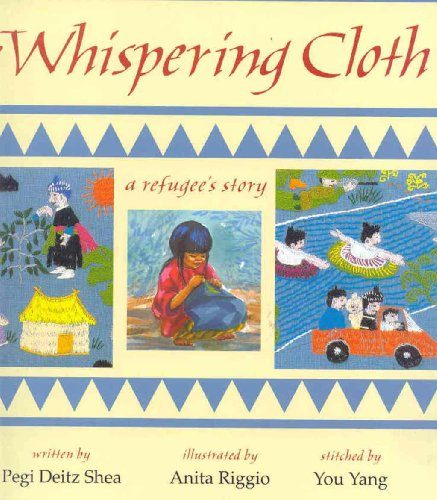 Whispering Cloth A Refugee's Story N/A edition cover