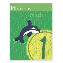 Horizons Mathematics 1  Student Manual, Study Guide, etc.  edition cover