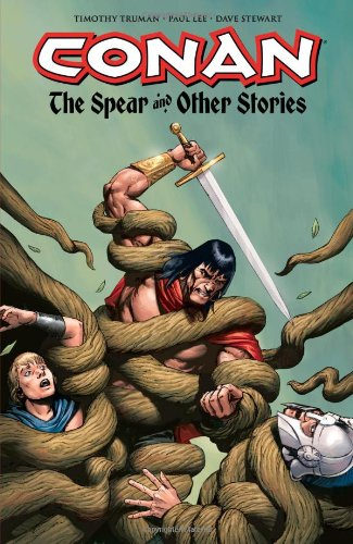 Conan The Spear and Other Stories  2010 9781595825230 Front Cover