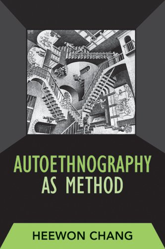Autoethnography as Method   2008 edition cover