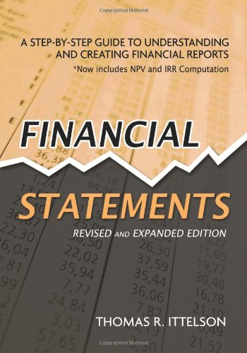 Financial Statements A Step-by-Step Guide to Understanding and Creating Financial Reports 2nd 2009 (Revised) edition cover