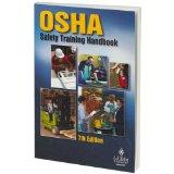 OSHA SAFETY TRAINING HANDBOOK  N/A edition cover