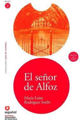 El señor de Alfoz / The Gentleman From Alfoz:   2014 edition cover