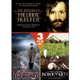 Triple Feature Thriller: The Six Degrees of Helter Skelter/The Ted Bundy Story/Boneyard System.Collections.Generic.List`1[System.String] artwork