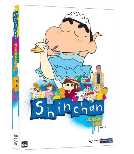 Shin Chan: Season 1, Part Two System.Collections.Generic.List`1[System.String] artwork
