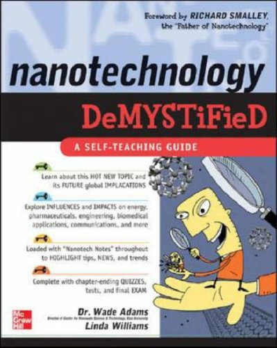 Nanotechnology Demystified   2007 edition cover