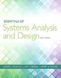 Essentials of Systems Analysis and Design:   2014 edition cover