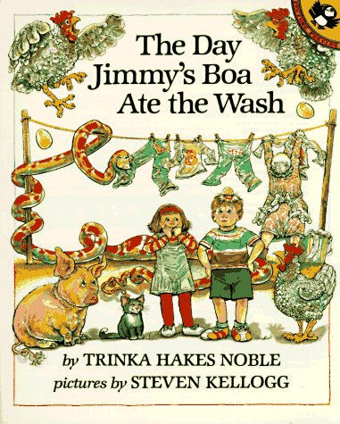 Day Jimmy's Boa Ate the Wash   1980 edition cover