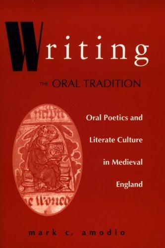 oral traditions essay