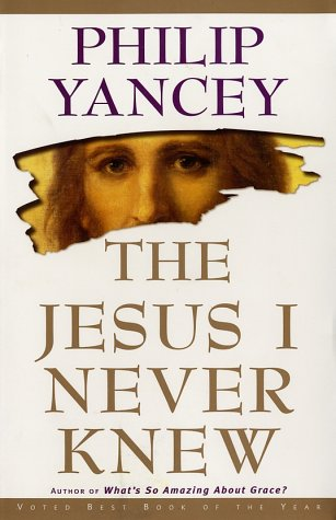 Jesus I Never Knew   2002 edition cover