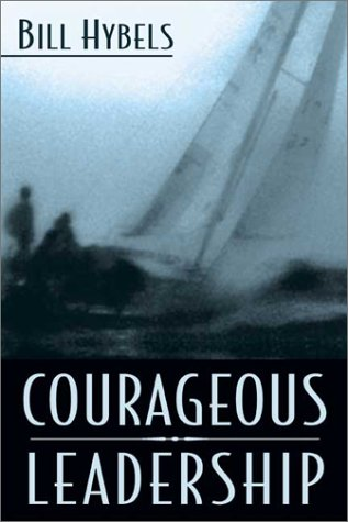 Courageous Leadership  2002 edition cover
