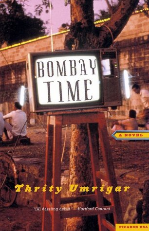 Bombay Time  Revised edition cover