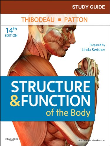 Study Guide for Structure and Function of the Body  14th 2011 edition cover