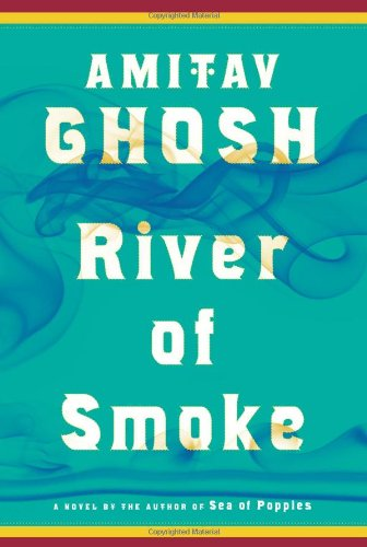 River of Smoke   2011 edition cover