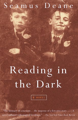 Reading in the Dark A Novel  1998 edition cover