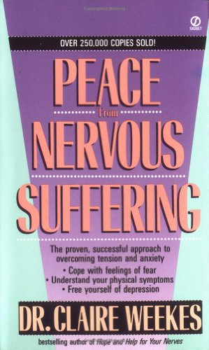 Peace from Nervous Suffering  N/A edition cover