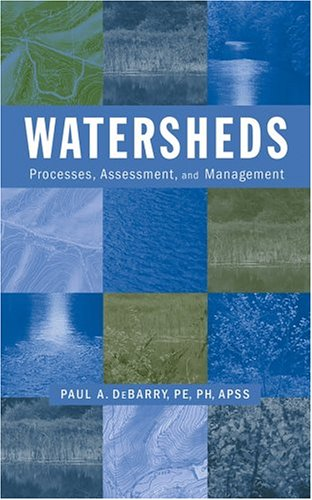 Watersheds Processes, Assessment and Management  2004 edition cover