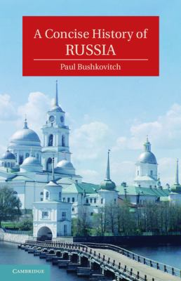 Concise History of Russia   2011 edition cover