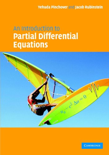 Introduction to Partial Differential Equations   2005 9780521613231 Front Cover