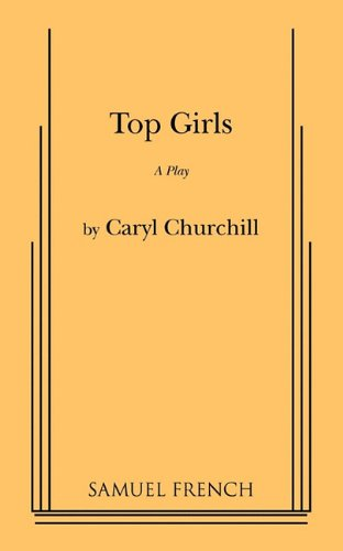 Top Girls   1982 edition cover