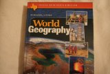 World Geography (TX) (TE)  2003 9780618184231 Front Cover