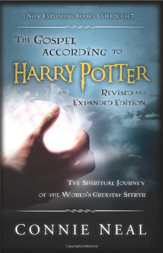 Gospel According to Harry Potter The Spritual Journey of the World's Greatest Seeker  2008 (Revised) edition cover