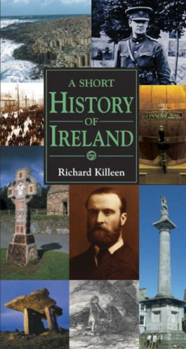 Short History of Ireland  2nd 2005 (Revised) edition cover