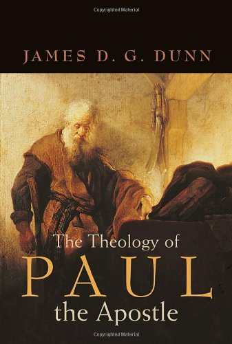 Theology of Paul the Apostle  N/A edition cover