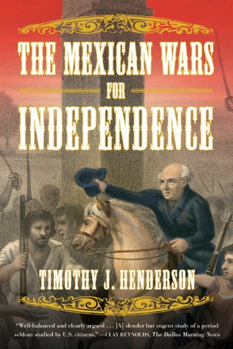 Mexican Wars for Independence   2010 edition cover