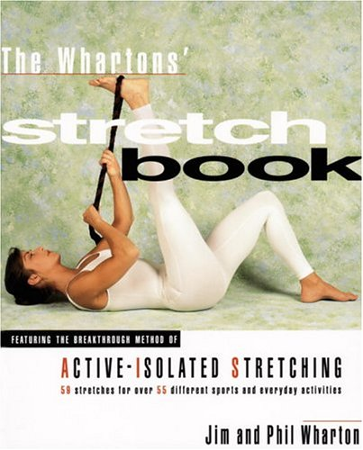 Whartons' Stretch Book   1996 edition cover