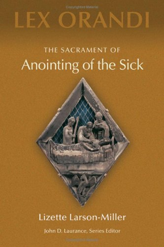 Sacrament of Anointing of the Sick   2005 edition cover