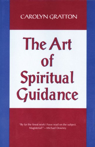 Art of Spiritual Guidance   2012 (Reprint) edition cover