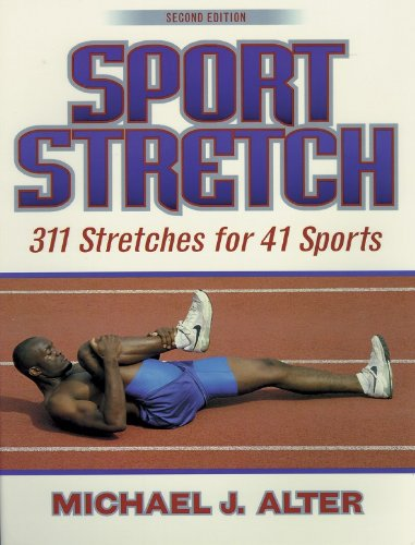 Sport Stretch  2nd 1998 9780880118231 Front Cover