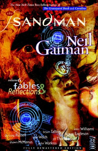 Sandman Vol 6 Fables and Reflections   2010 9781401231231 Front Cover