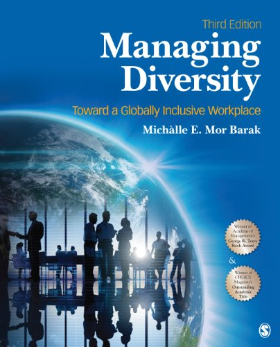 Managing Diversity Toward a Globally Inclusive Workplace 3rd 2014 edition cover