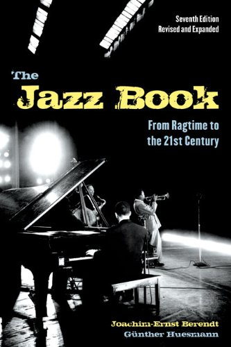 Jazz Book From Ragtime to the 21st Century 7th 2009 edition cover