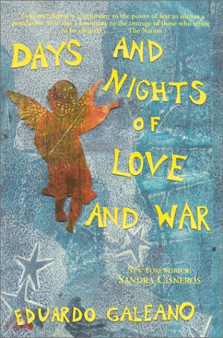 Days and Nights of Love and War   2000 edition cover