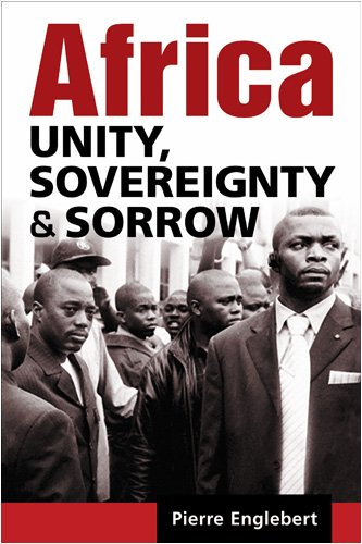 Africa Unity, Sovereignty, and Sorrow  2009 edition cover