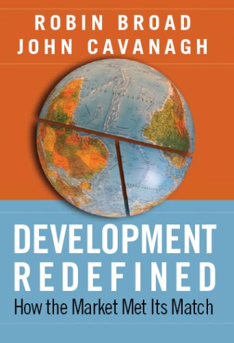 Development Redefined How the Market Met Its Match  2009 edition cover