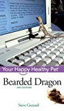 Bearded Dragon Your Happy Healthy Pet 2nd 9781630260231 Front Cover