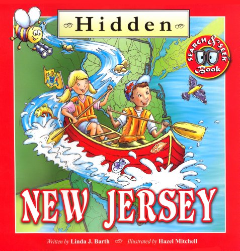 Hidden New Jersey   2012 9781934133231 Front Cover