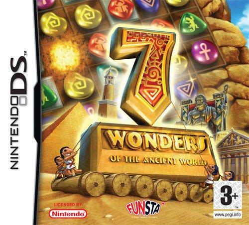 7 Wonders (Nintendo DS) Nintendo DS artwork
